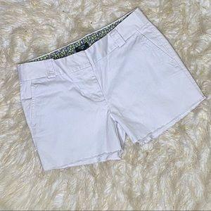 J. Crew CityFit Shorts S 4 (Short)